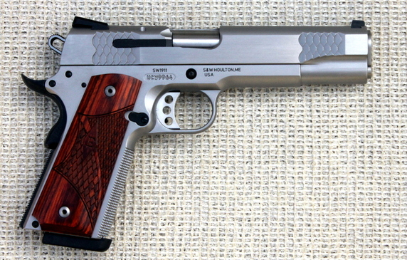 Smith & Wesson E-Series 1911