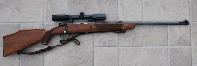 Mauser Model 2000