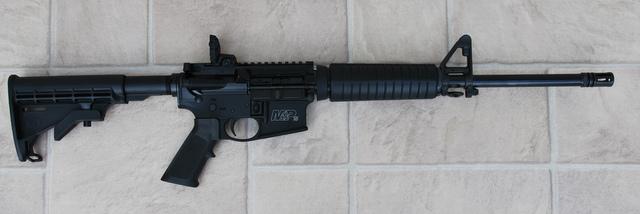 S&W M&P 15 Sporter II 5.56 AR